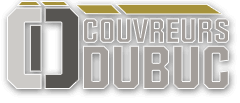 Logo of Couvreurs Dubuc, Commercial and Residential Roofing