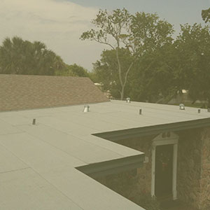 Residential roofing by couvreur Dubuc